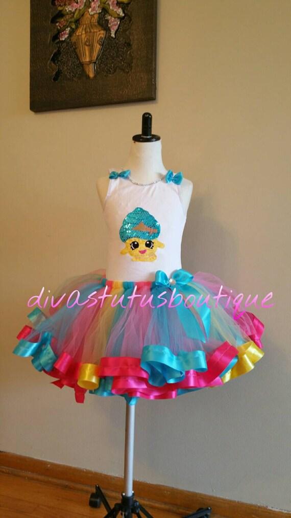 Shopkins Tutu SetShopkins Dresscupcake Queen By