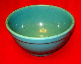 SALE!! Vintage Ceramic Mixing Bowl