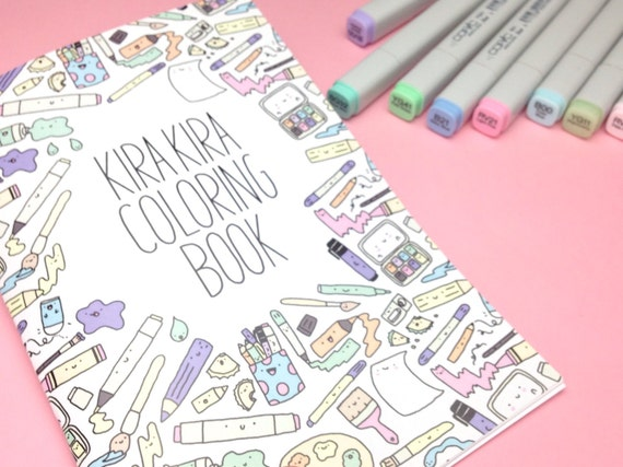 Kirakiradoodles Coloring Pages