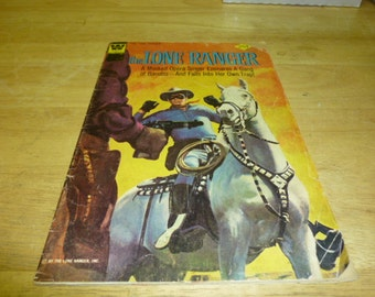 The Lone Ranger #19, Whitman 1957