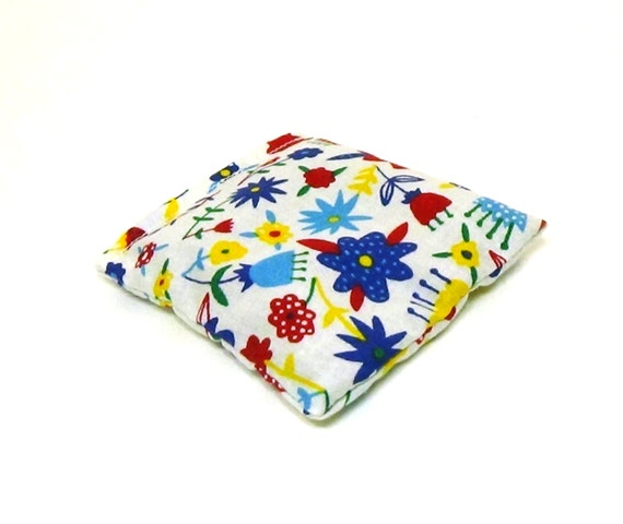 Organic Cotton Catnip Pillow