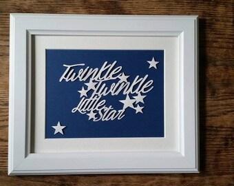 Paper Cut (Twinkle Twinkle)