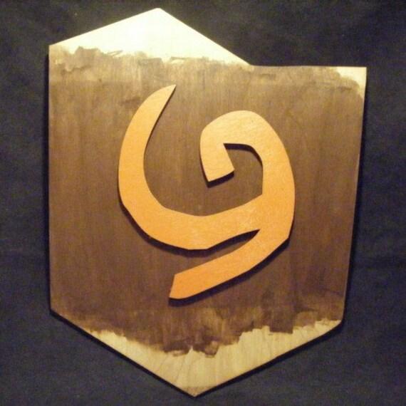 deku shield replica - photo #5