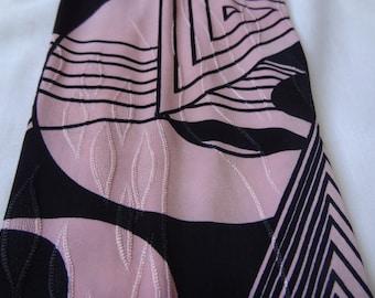 Pink Scarf, Black and Pink Scarf, Black Circle Scarf, Shawl, Scarf, Gift , Pink Shawl, Gift for Her, Spring Scarf, Pink Circle,FREE SHIPPING