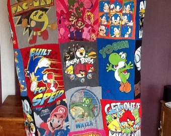 Video game quilt