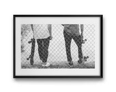 Ditch Days ~ Skate Photography, Skateboarding, Skateboard, California, Summer, Beach, Wall Art, Living Room, Bedroom, Monochrome