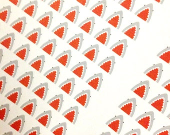 Shark! Planner Stickers