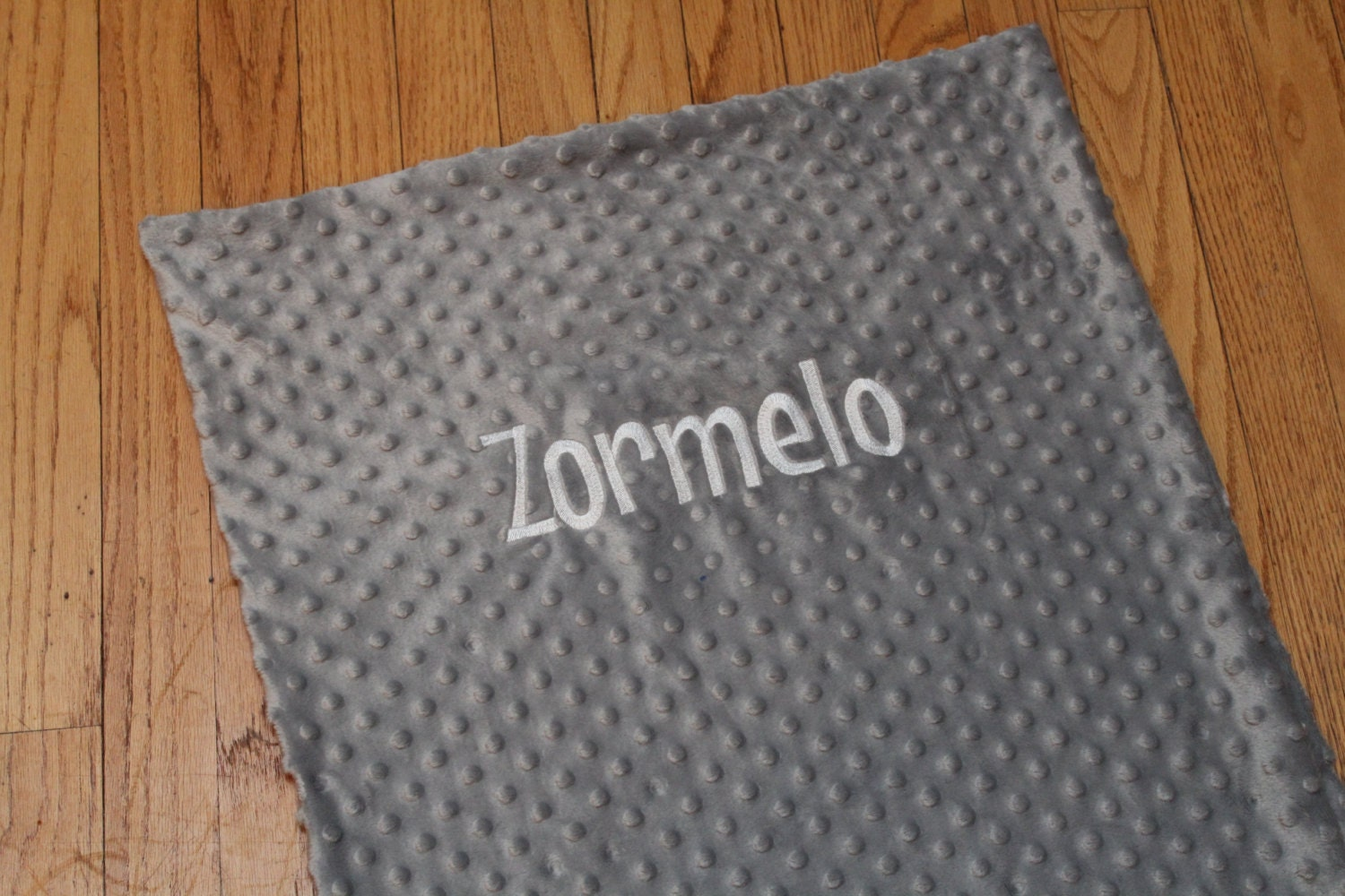Personalized Minky Nap Mat Cover Kindermat Cover Fits Size