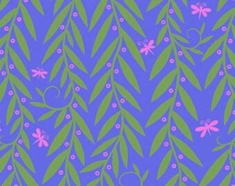 Garden Divas Willow Wands fabric by Jane Sassaman - 1 yard