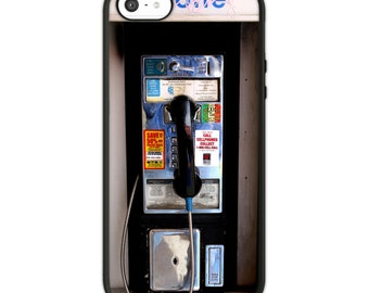 iPhone Case Pay Phone