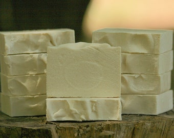 Vegan/Cruelty-free/All Natural Coconut Milk Cold Process Soap