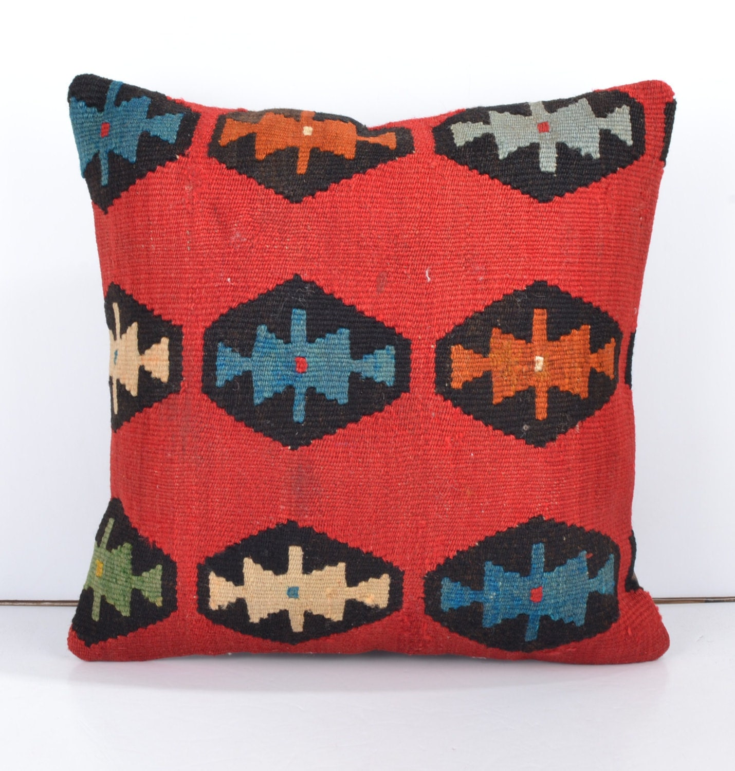 Southwestern Pillows And Throws : southwestern pillow decorative throw pillow cotton by arastabazaar