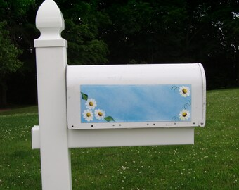 Daisies DecoMagnet for Mailboxes, Magnetic Chalkboards, Steel doors