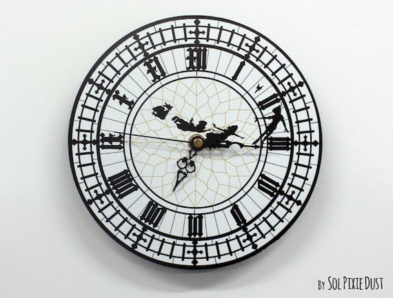 Image result for Peter Pan Big Ben Wall Clock