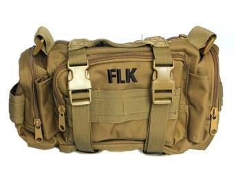 Groomsman Hands Free Tool Bag - Waist Pack - Hiking Pack - Tool Pack - Tactical Pack - Groomsmen Gifts, Fanny Pack wedding party gift