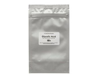 Glycolic Acid Powder 99.5% Crystal 25g
