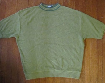Green May Company Sweater- Clearance