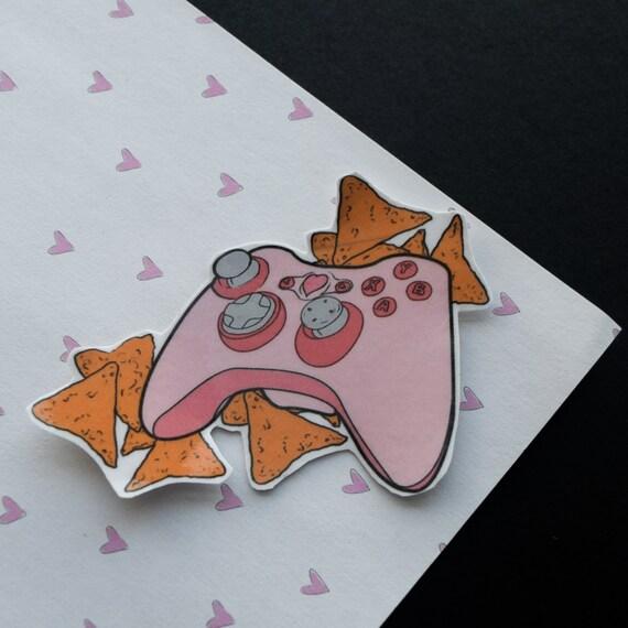 Doritos Stickers: Items Similar To Gaming Doritos Sticker