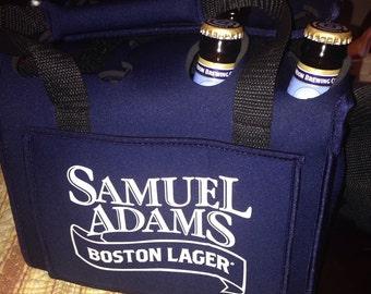 Soft 12 pack Sam Adams Beer Cooler