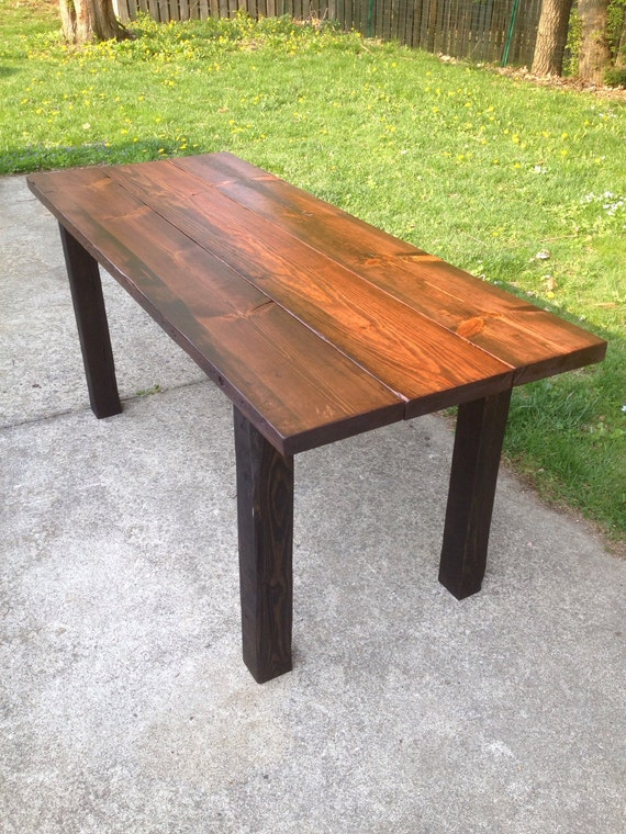 The BBQ Pub Table Reclaimed Wood Outdoor Farmhouse Dining : il570xN769178960fmdr from www.etsy.com size 570 x 760 jpeg 160kB