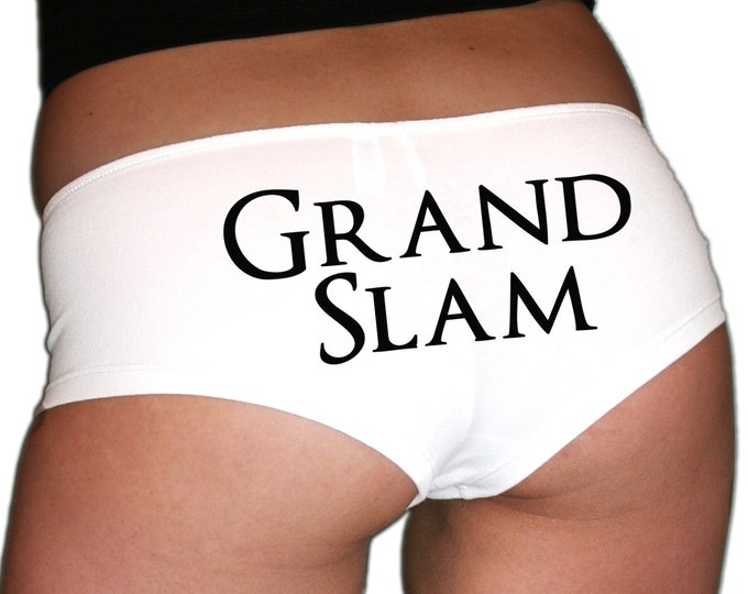 Grand Slam Baseball Underwear