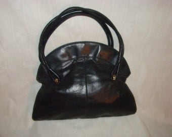 Black Lou Taylor Shoulder Bag