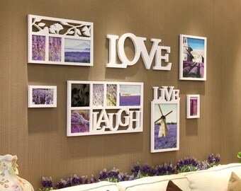 larger picture frame set wall decor