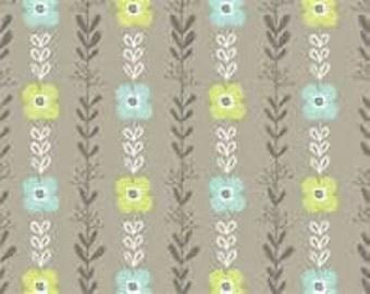 DashwoodStudio-Flyaway Floral Stripe Light Grey