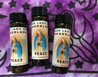 Peace Oil - Our Lady of Guadalupe Oil