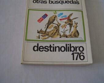 Vintage 1982 - La búsqueda de interlocutor y otras búsquedas - Carmen Martin Gaite - Destinolibro 176