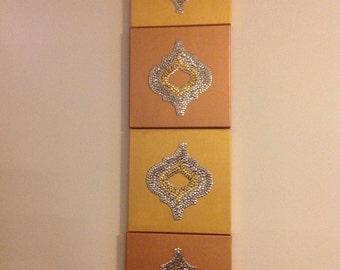 Moroccan Pin Art