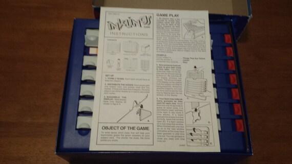 Inklings Game Mattel Game 1993 Mattel