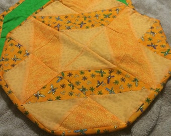 Placemats 12 by 12 or a hexagon shape