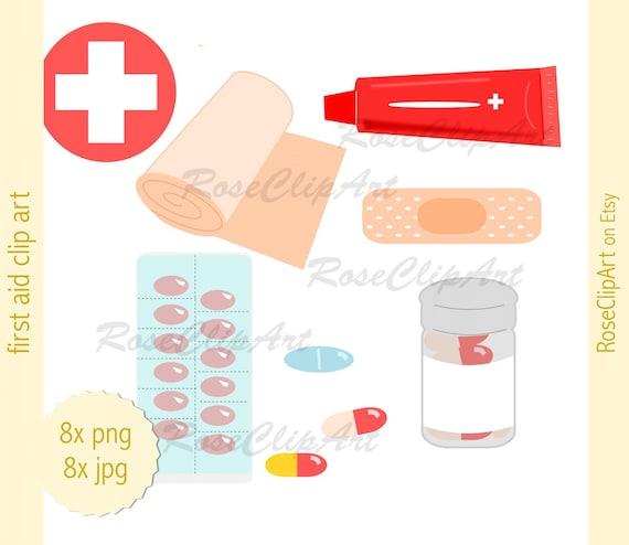 8x first aid kit suppl...