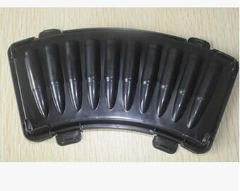 10-bullet Ice Tray bullet Mold bullet Ice Mold Bullet Tray