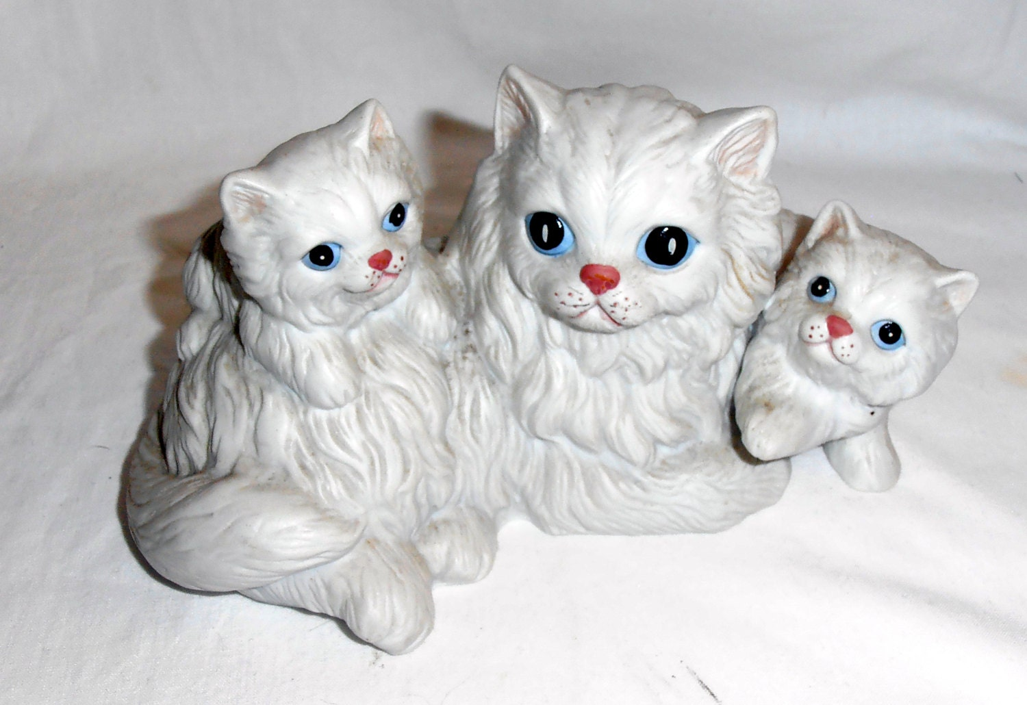 Cats Cat Lovers Porcelain Cats Kittens Home Decor Epsteam