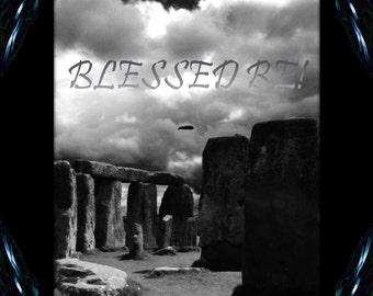 Digital download, printable poster, print, Wicca, Pagan