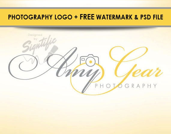 Free Watermark Logo Photography Logo Design Free
