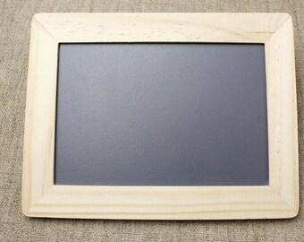 Small Chalkboards//Wooden Frame Blackboard - Ready Made