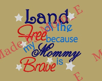 Land of the Free - Mommy
