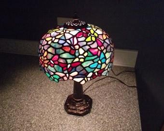 Tiffany Lamp Butterfly design