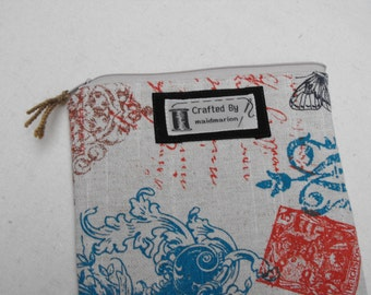 Zippered pouch or bag