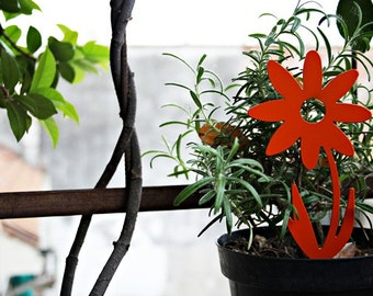 FLOWER 3D - small. Gift, idea. Interior and exterior decoration (PROMOTION 20%)