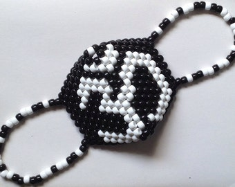 Om Kandi Mask (Custom Colors-Choose 2 or msg me for custom requests)