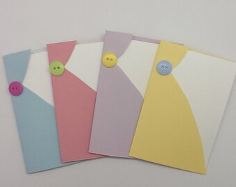 Handmade - Silhouette note cards