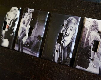 Marilyn Monroe Light Switch Plates/Covers