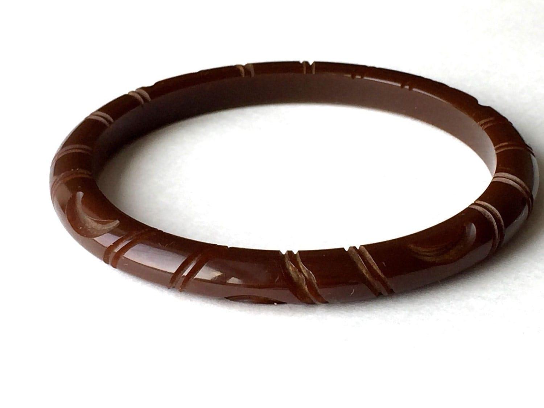 vintage bakelite bracelet vintage bakelite carved by