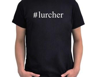 Hashtag Lurcher  T-Shirt