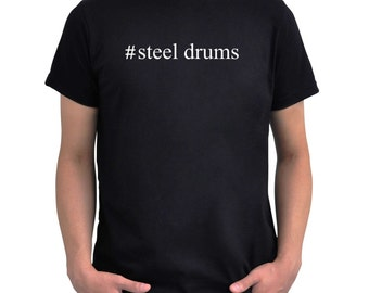 Hashtag Steel Drums  T-Shirt