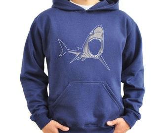 Shark attack 2 Hoodie
